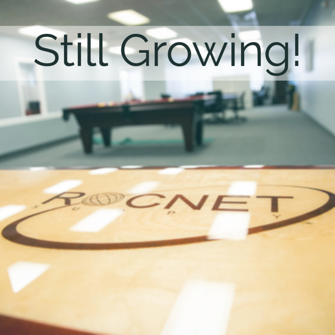 RocNet Welcomes Our Newest Employees!