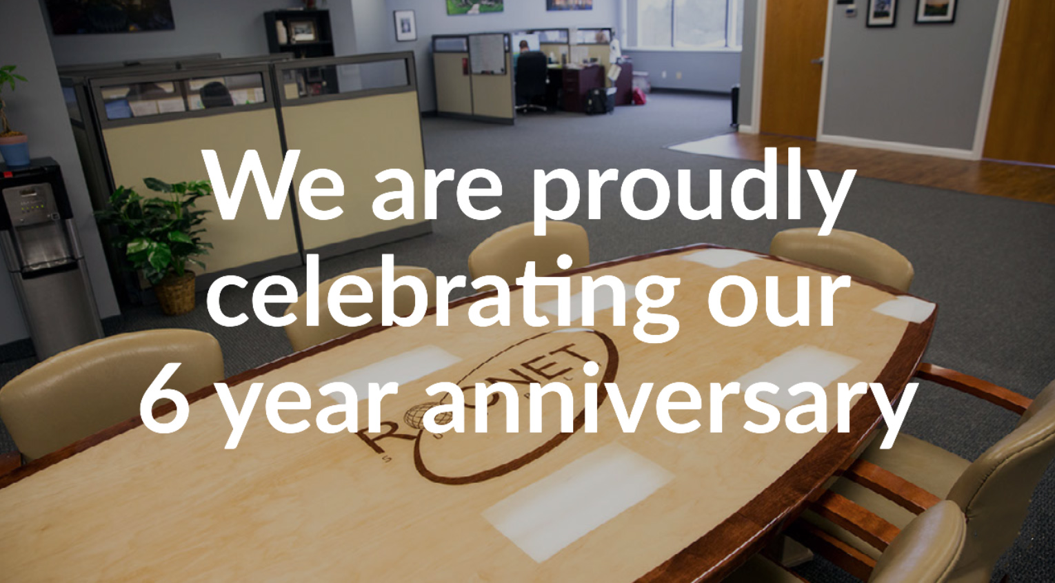 RocNet Celebrates 6 years in business